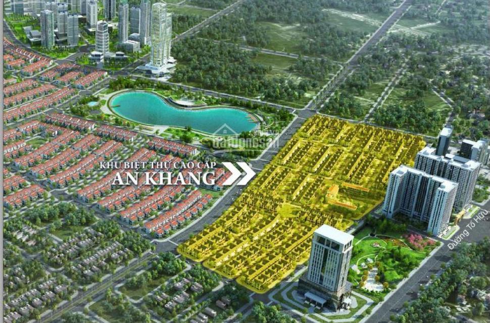 Tổng quan dự án biệt thự An Khang Villa