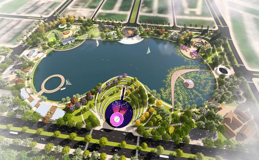Công viên Thiên Văn Học