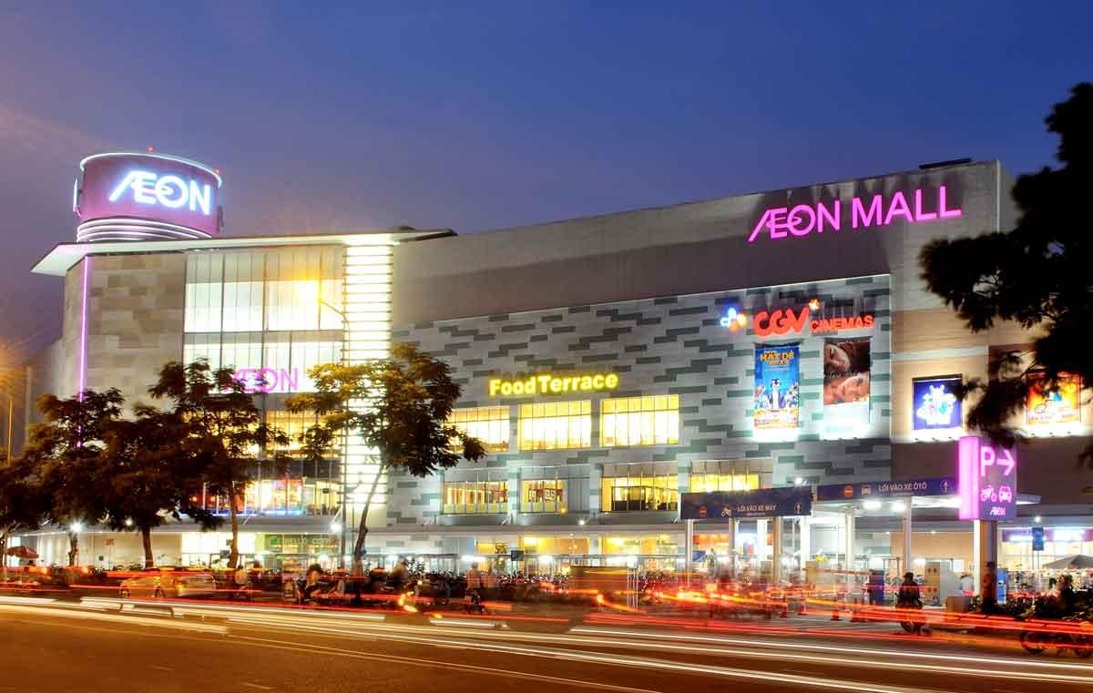 AEON Mall Hà Đông - Một tiện ích ngoại khu hấp dẫn tại An Vượng Villa