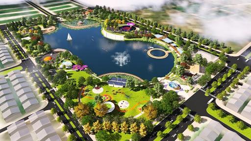 Công viên Thiên Văn Học - Một tiện ích nội khu nổi bật