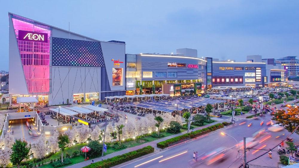 Chung cư Anland Lake View nằm gần với AEON Mall Hà Đông