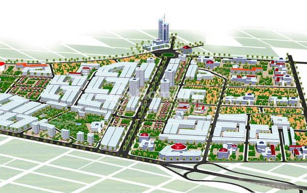 Tổng quan về dự án khu đô thị mới Hòa Vượng