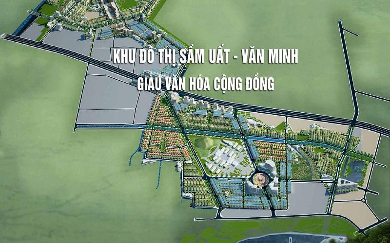 Tổng quan về dự án khu đô thị mới Mỹ Trung