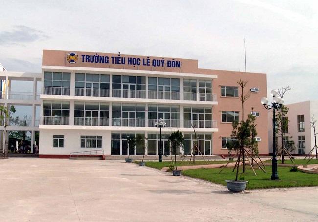 Trường tiểu học Lê Quý Đôn Dương Nội