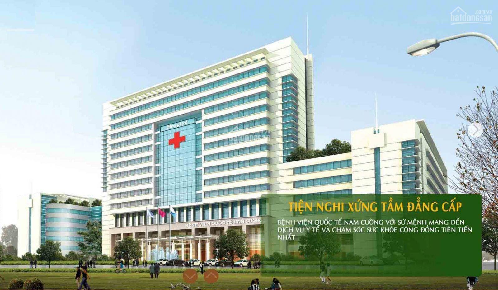Bệnh viện quốc tế Nam Cường