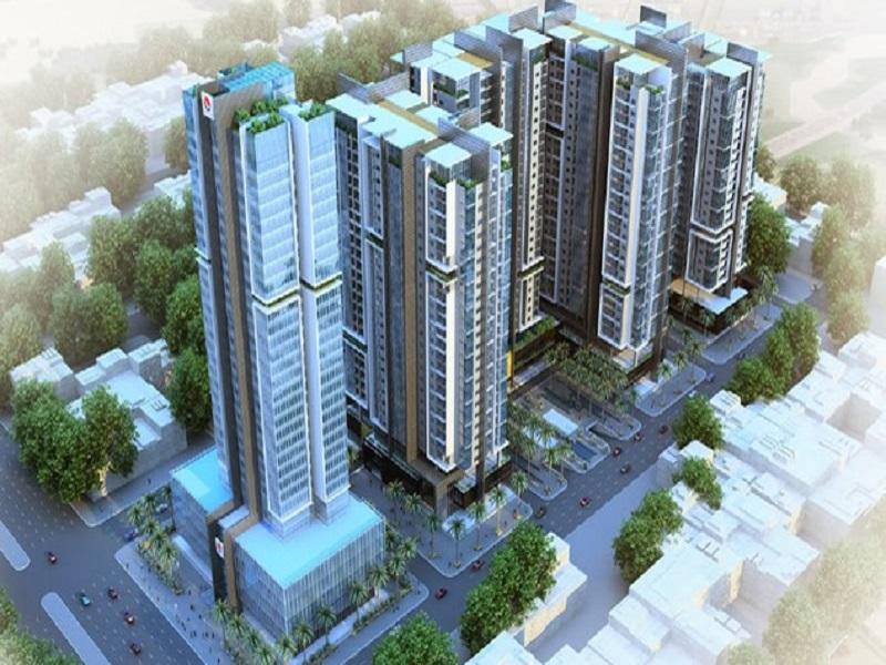 dự án chung cư Golden Land