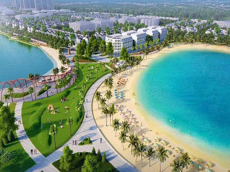 khu đô thị Vinhomes Ocean Park Hà Nội